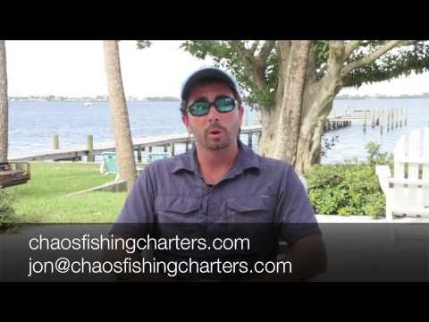 Redfish Fishing Jensen Beach FL (772) 341-2274 Captain Jon Earhart - Redfish Fishing Jensen Beach FL