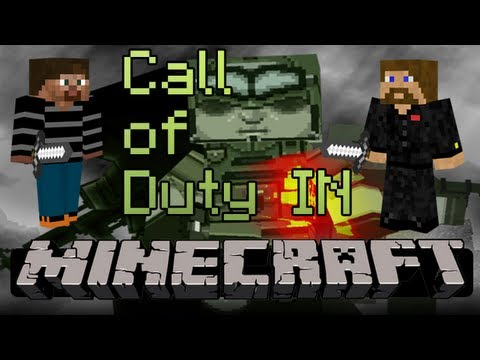 Call Of Duty:Minecraft