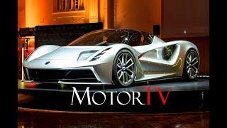 LOTUS  Unveils EVIJA l  World's Most Powerful Production Car l Key Facts & Design