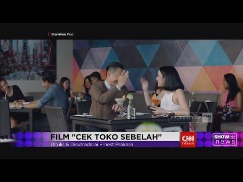 Showbiz News: Film Baru Ernest Prakasa 'Cek Toko Sebelah' #1
