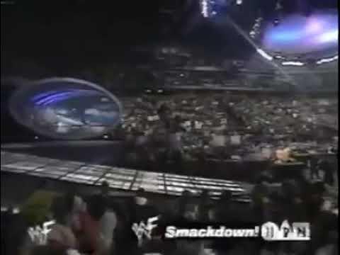 SmackDown December 28 2000 Undertaker & The Rock vs Kane & Rikishi William Regal A1 thumbnail