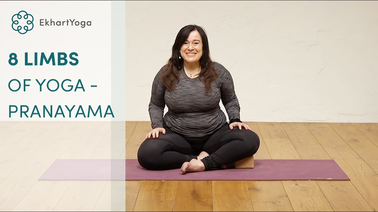 The fourth limb: Pranayama