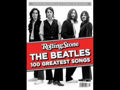 The Beatles 100 Greatest Songs (Rolling Stone) #100-90
