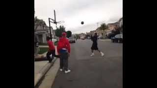 Epic Streetball Shot
