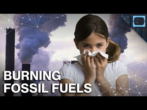 Fossil Fuels Are Killing You and Everyone You Love