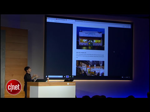 CNET News - Microsoft unveils new browser Project Spartan