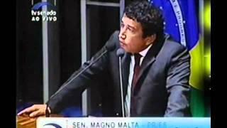 MAGNO MALTA DA RESPOSTA Á GILBERTO CARVALHO POR DECLARAÇÕES SOBRE EVANGÉLICOS