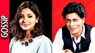 Shahrukh Khan Teases Anushka Sharma - Bollywood Gossip 2016