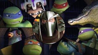 Turtles and Mutanimals VS Shredder - Teenage Mutant Ninja Turtles Legends