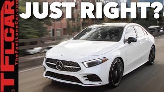 2019 Mercedes-Benz A-Class Review: Big Tech in a Small Package