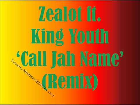 Zealot Ft. King Youth - Call Jah Name (remix) Ragga Dubstep video