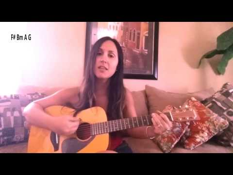 Rolling in the Deep (Adele)- Cover and Chords