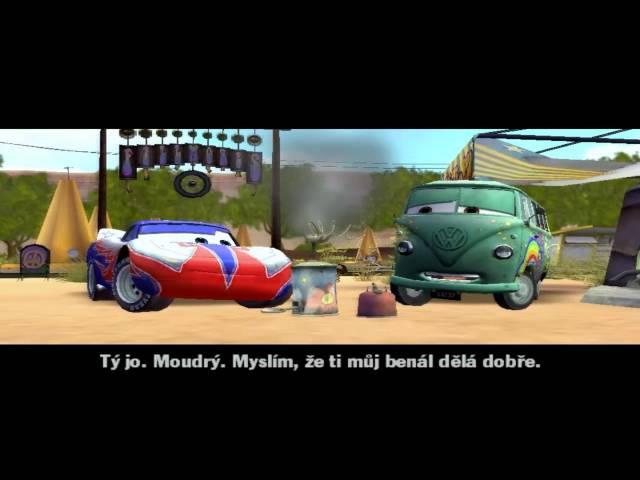 NITROO! - Cars - Let's play díl 6 (s Happym) (CZ/HD)