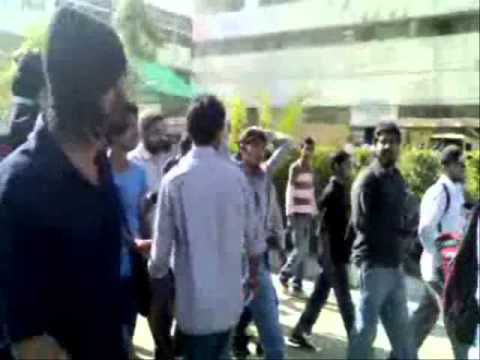 Karachi University Clash 2012