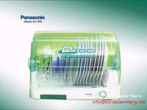 Sterilizer Panasonic Dish Dryer Dish Dryer Dsetrile Panasonic