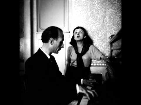 Эдит Пиаф - Les Amants