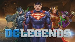 DC Legends iOS [First Impressions]