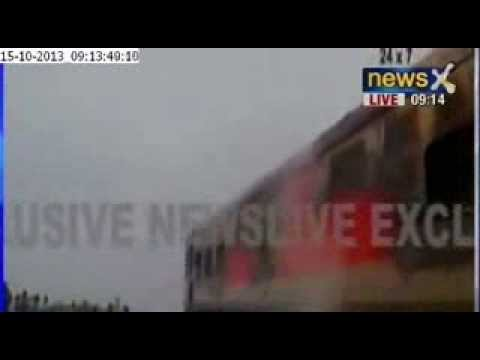 NewsX : Fire in pantry car of Dibrugarh-New Delhi Rajdhani Express, no casualties reported