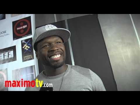 50 CENT on Things Fall Apart and on NEW ALBUM at AFM Blowout Party