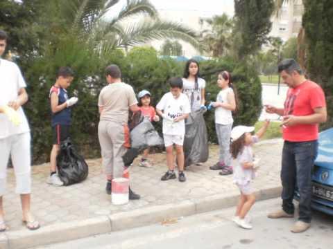 Groupe TAHYA ATABI3A de la Cité Olympique de RADES - Hamlet Nadhafa ...