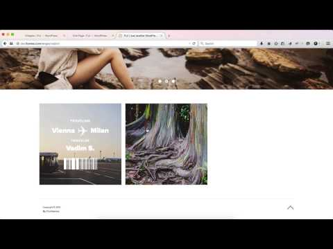 Flothemes :: Fiji - Travel & Blog Post Slider Widgets