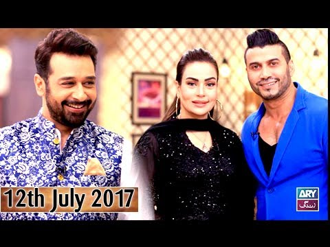Salam Zindagi With Faysal Qureshi Guest: Sadia Imam & Adnan Haider - 12th July 2017 thumbnail