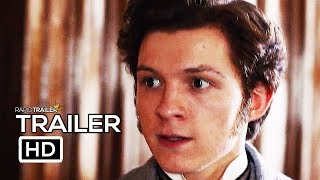 THE CURRENT WAR Official Trailer (2019) Tom Holland, Benedict Cumberbatch Movie HD