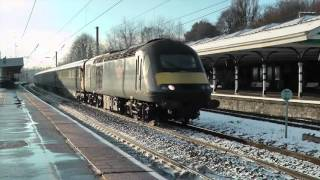 Grand Central Rail - Last of the Valenta HST Engines