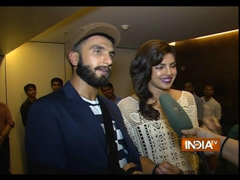 Dil Dhadakne Do: Ranveer Singh, Priyanka Chopra and Anil Kapoor's exclusive interview with India TV
