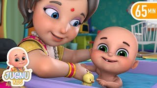 Munna Raja | Lori Song | Hindi poems | Hindi rhymes for children by Jugnu kids