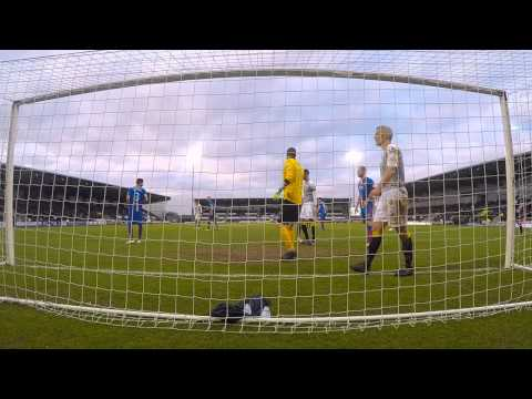 Jim Goodwin Goal * St Mirren v Inverness CT * 14/02/2015