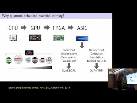 TDLS: Bayesian Deep Learning on a Quantum Computer
