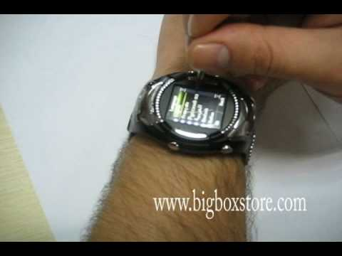 Cect v2 Cell Mobile Watch Sport Camera GSM Radio MP3 FM