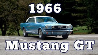1966 Ford Mustang GT 289: Regular Car Reviews