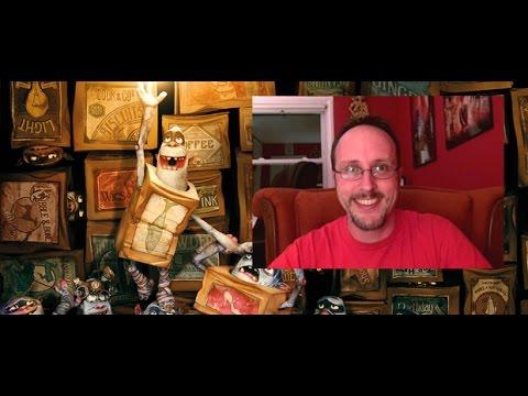 Doug Reviews: The Box Trolls