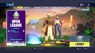 ARENA DOUS - Fortnite Live PS4 - NA WEST - Epic Games: illiexposenba