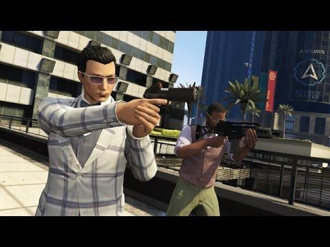 The Hidden Details of the Grand Theft Auto Online Heists Trailer