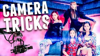 CREATIVE CAMERA TRICKS inspired by BLACKPINK