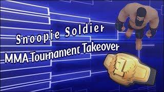 Snoopie Soldier MMA Tournament Takeover