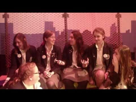 Sacred Heart Academy Presents Godspell 2011 - 05/09/2011