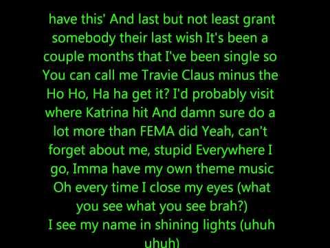 Bruno Mars- I wanna be a Billionaire With Lyrics