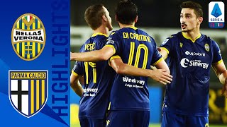 Hellas Verona 3-2 Parma | Hellas Verona Fight Back to Edge 5-Goal Thriller | Serie A TIM