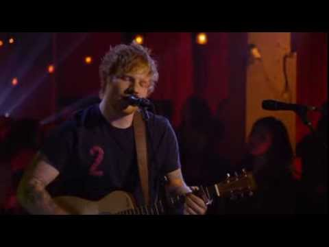 Ed Sheeran - Grade 8/Lighters - VH1 You Oughta Know Concert 2013