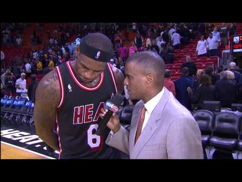 January 23, 2014 - TNT - Game 43 Miami Heat Vs Los Angeles Lakers - Win (31-12)(Inside the NBA)