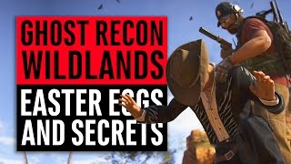 Ghost Recon Wildlands | All Easter Eggs and Secrets