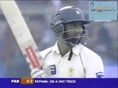 Irfan Pathan Hat-trick