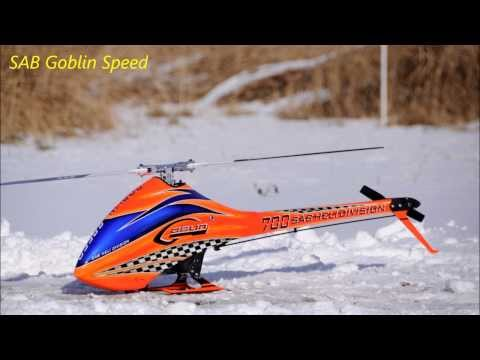 SAB Goblin Speed Maiden Flight 12/29/2013