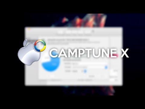 Camptune X. aplicación para redimensionar tu partición de Boot Camp