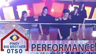 "PBB Big Otso Concert: Team Lie impresses all with their ""Bratatat"" dance performance"