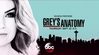 Grey's Anatomy Season 13 Promo (HD)